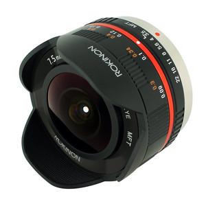 Olympus 9mm F8 Fish-Eye Body Cap Lens