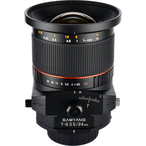 Samyang T-S 24mm f3.5 ED AS UMC