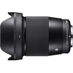Sigma 16mm F1.4 DC DN Sony E-mount