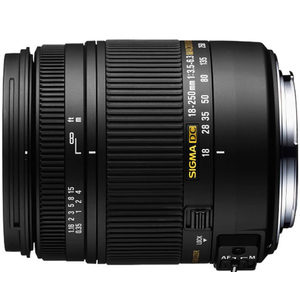 Sigma 18-300 F3.5-6.3 DC Macro OS HSM