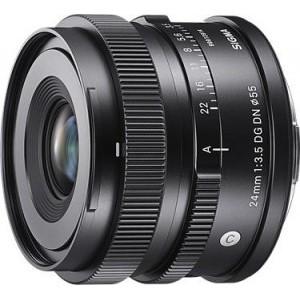 Sigma 24mm F3.5 DG
