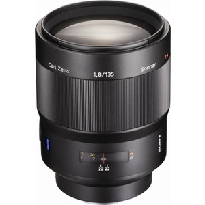 Sony 135mm F1.8 ZA Carl Zeiss Sonnar T