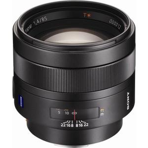 Sony 85mm F1.4 ZA Carl Zeiss Planar T