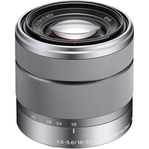 Sony E 18-55mm F3.5-5.6 OSS