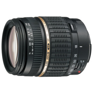 Tamron AF 28-200mm F3.8-5.6 XR Di Aspherical IF Macro