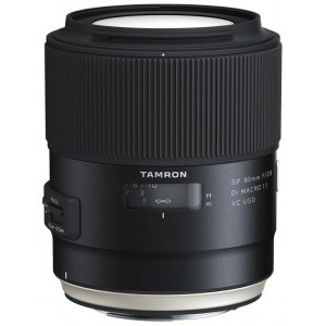 Tamron SP 90mm F2.8 Di VC USD Macro