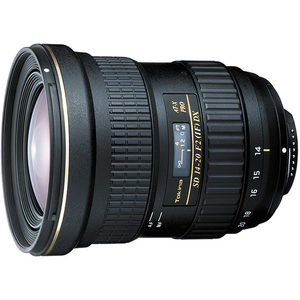 Tokina AT-X 14-20mm F2 Pro DX