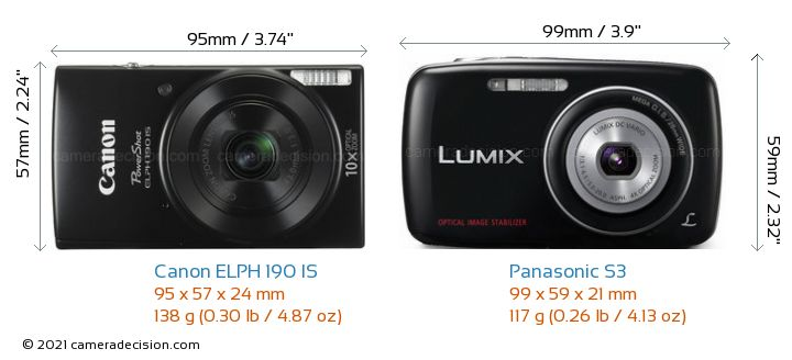 canon powershot s3 is manual