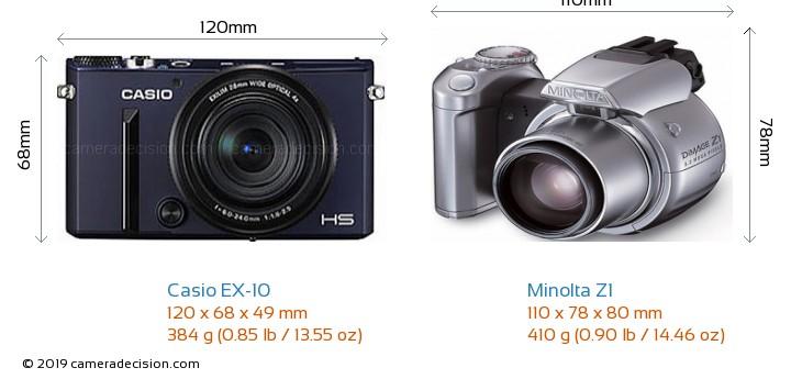 EX-Z1 - Digital cameras CASIO