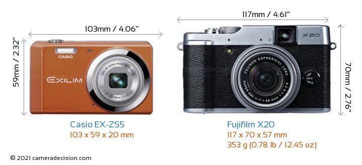 EXILIM Zoom EX-Z55 - Digital cameras CASIO