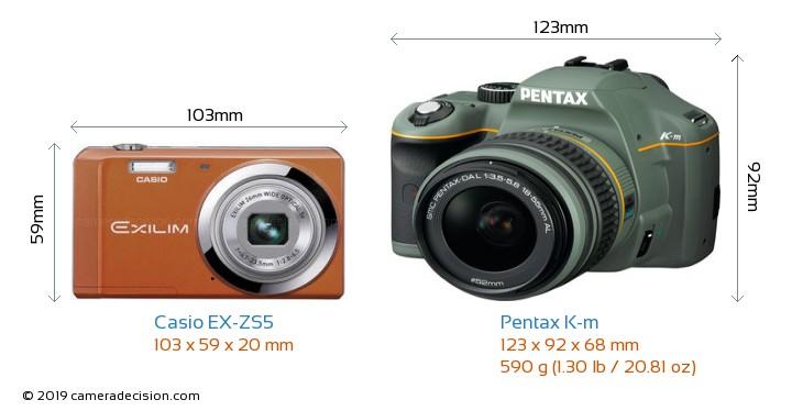 casio ex-z55 camera eBay