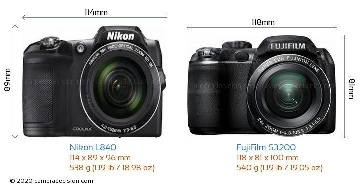 nikon coolpix l840 manual focus