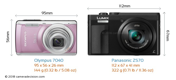 olympus 7040 vs panasonic zs70 detailed comparison rh cameradecision com Olympus Stylus Camera olympus stylus 7040 manual