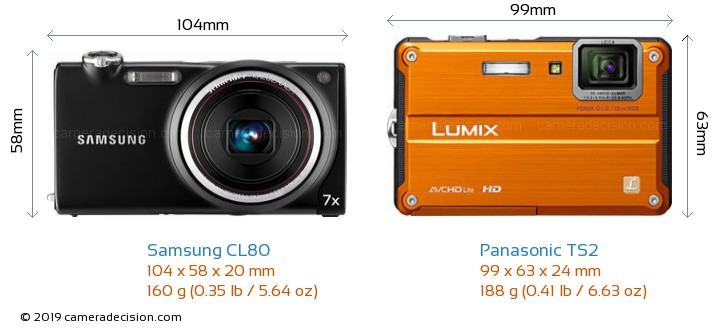 vs panasonic: