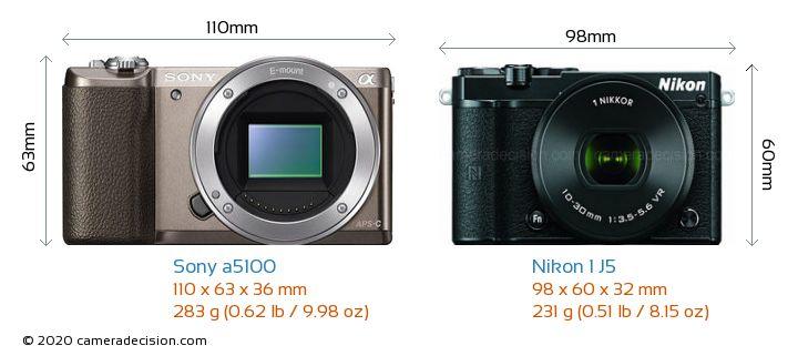 Nuova Nikon 1 J5: display orientabile, 20,8 megapixel e ...