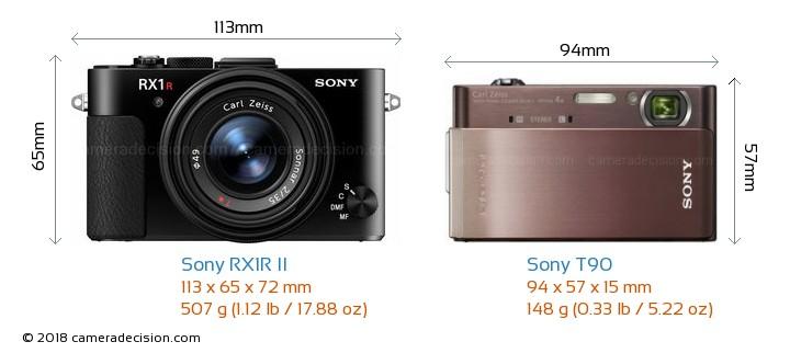 Sony dsc-t90 manual