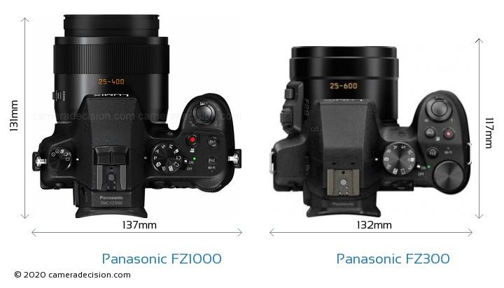 panasonic fz1000 vs panasonic fz300 detailed comparison