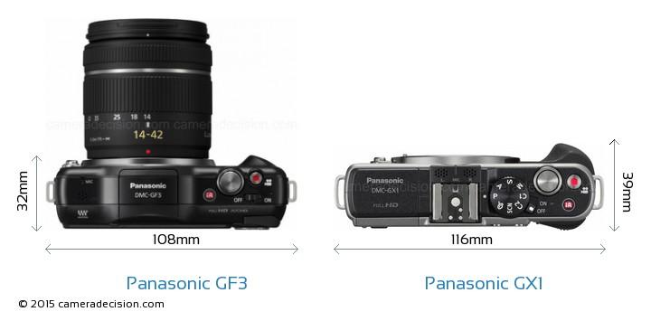 Ecran LCD LED Panasonic Lumix DMC-GF3 GK DMC-GX1 GF3 GX1