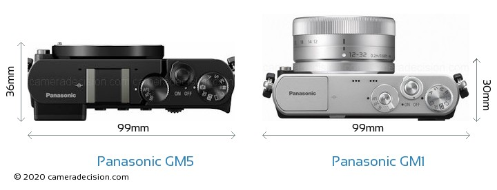 http://cameradecision.com/topviewsizecomparison/Panasonic-Lumix-DMC-GM5-vs-Panasonic-Lumix-DMC-GM1-top-view-size-comparison.jpg